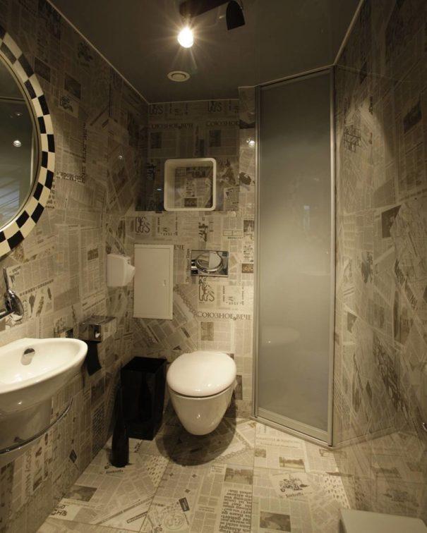 最让人脑洞大开的卫生间设计插图(9)