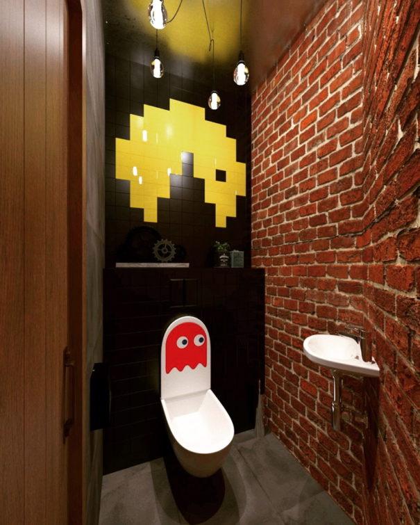最让人脑洞大开的卫生间设计插图(10)