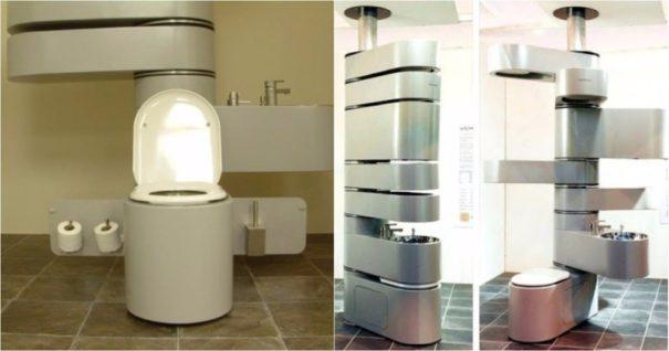 最让人脑洞大开的卫生间设计插图(11)