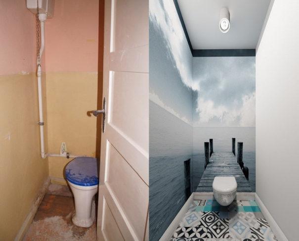 最让人脑洞大开的卫生间设计插图1