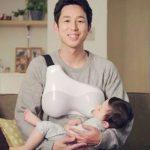 爸爸也可以给宝宝喂奶了缩略图