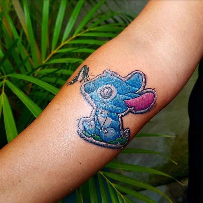 刺绣纹身插图(26)