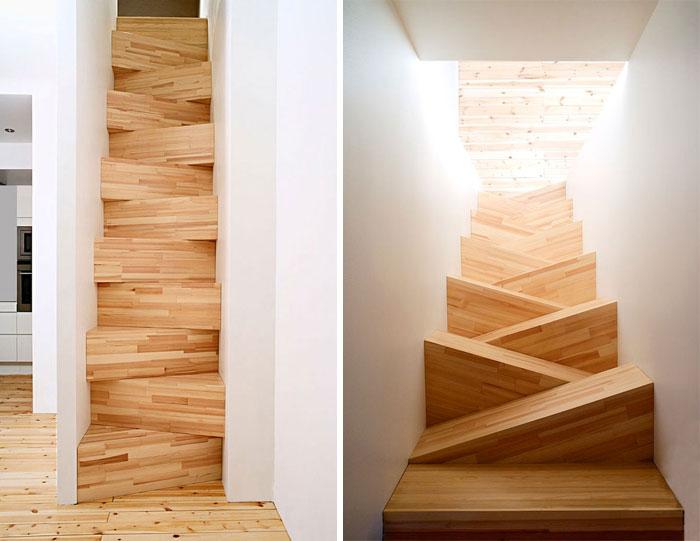 可怕的楼梯设计实例插图(9)