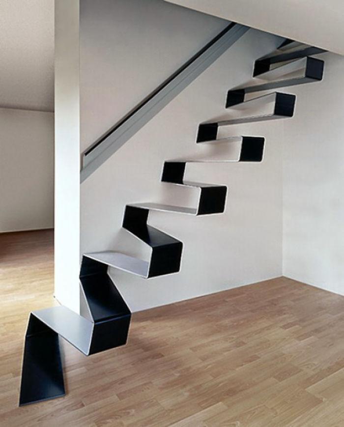 可怕的楼梯设计实例插图(10)