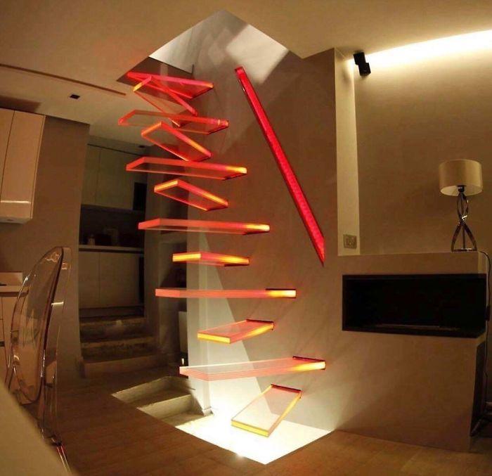 可怕的楼梯设计实例插图(15)