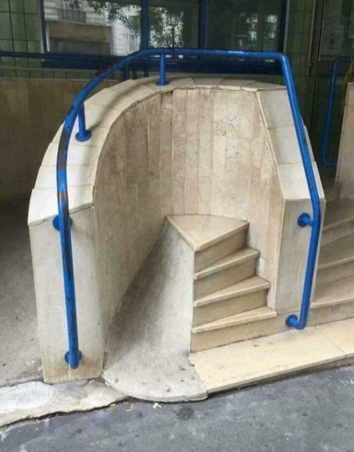 可怕的楼梯设计实例插图(19)
