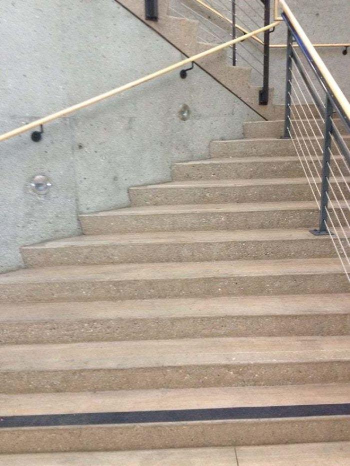 可怕的楼梯设计实例插图(22)