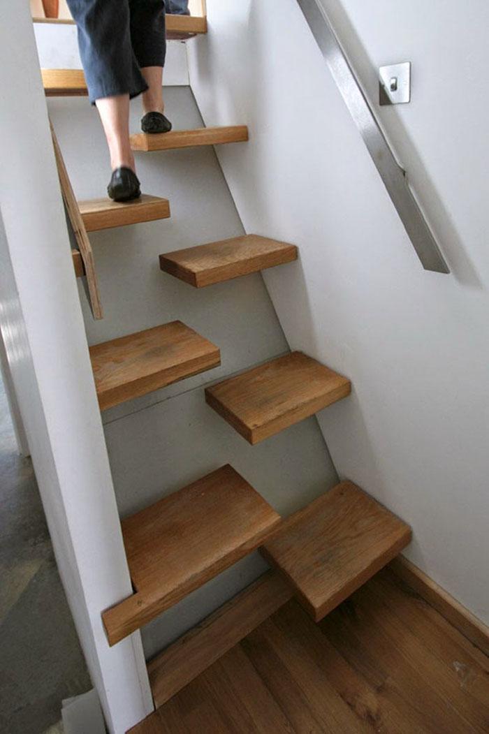 可怕的楼梯设计实例插图(28)