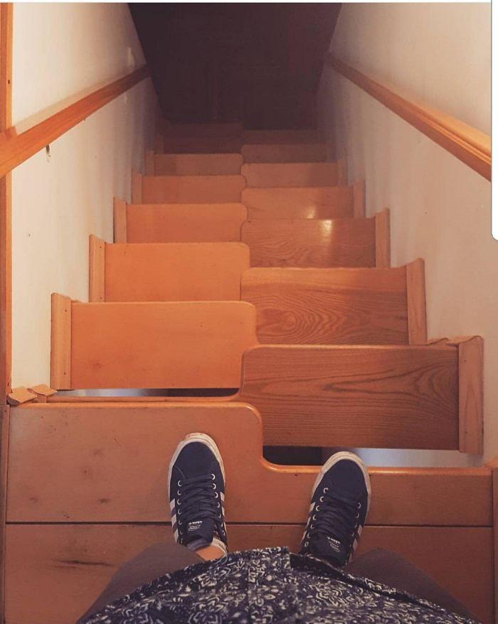 可怕的楼梯设计实例插图(2)