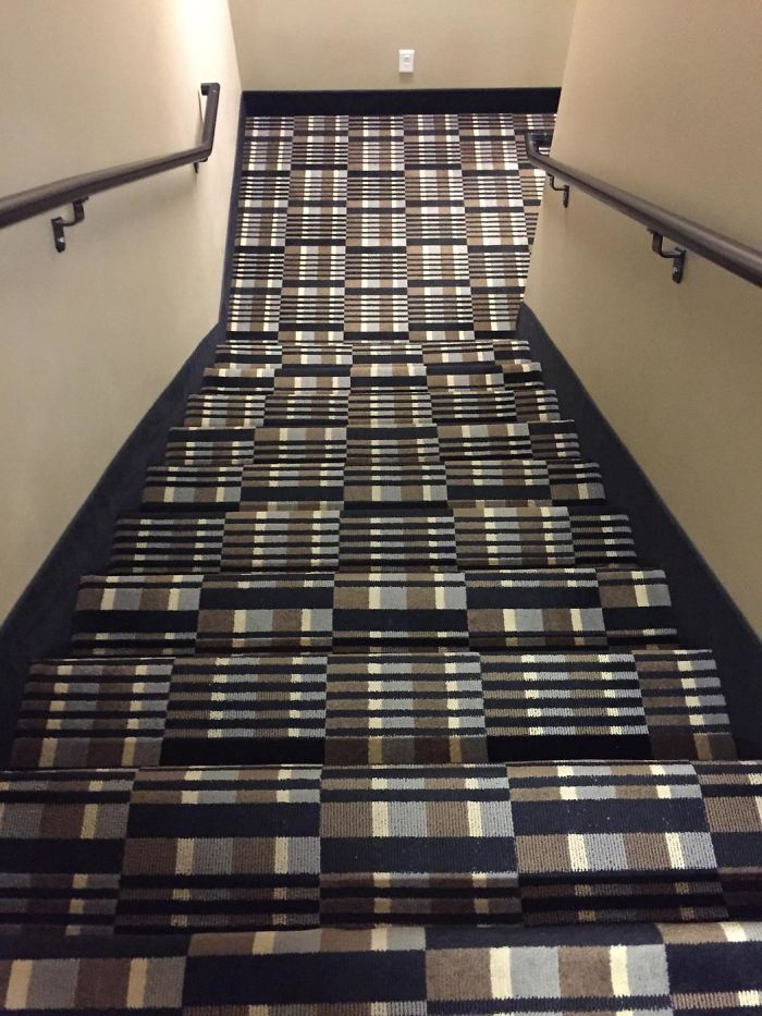 可怕的楼梯设计实例插图