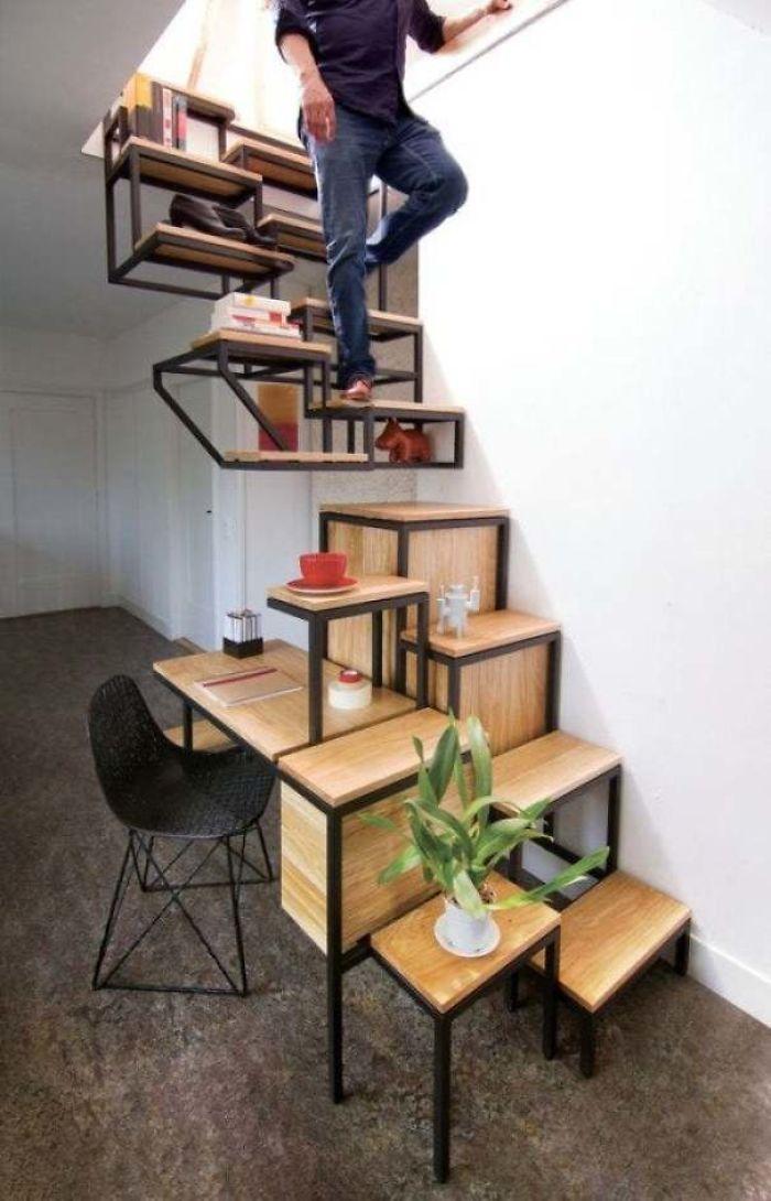 可怕的楼梯设计实例插图(7)