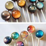 把银河系融化在你的嘴里 – 银河系系列甜点缩略图
