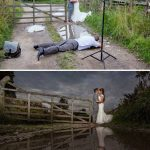 完美的婚纱摄影照背后必然有一支强大的幕后团队缩略图