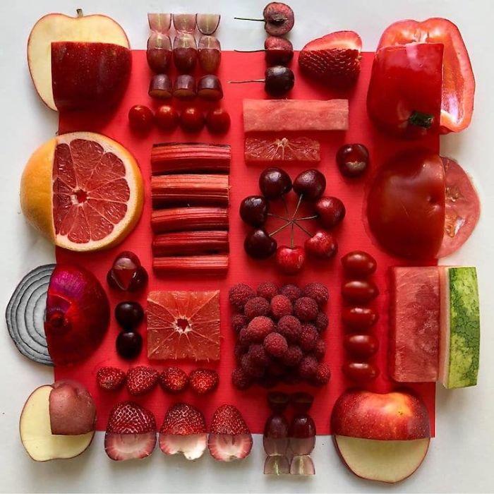 食品的空间罗列艺术插图(13)
