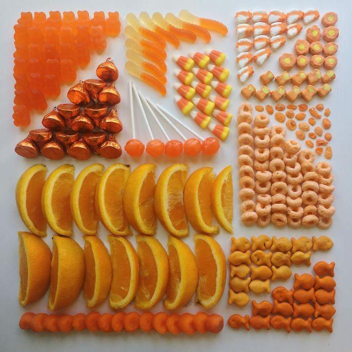 食品的空间罗列艺术插图(16)