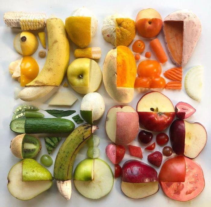 食品的空间罗列艺术插图(20)