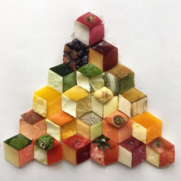 食品的空间罗列艺术插图21