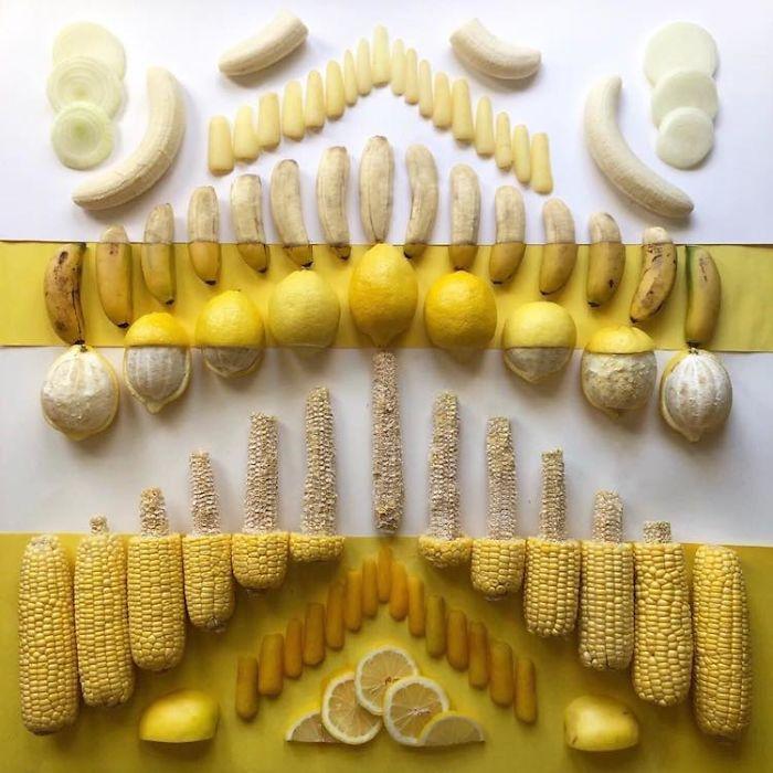 食品的空间罗列艺术插图5