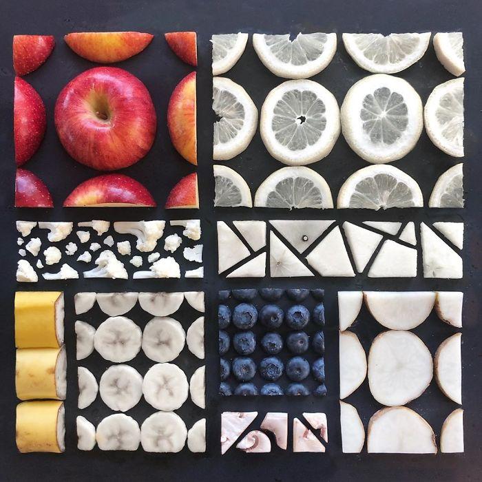 食品的空间罗列艺术插图(6)