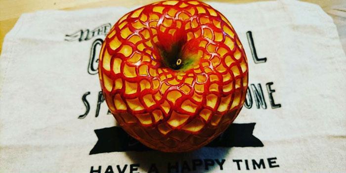日本艺术家的食雕作品插图(12)