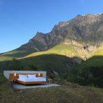 完全融入自然的阿尔卑斯山景套房缩略图