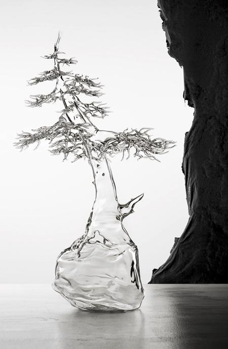 玻璃盆景插图1
