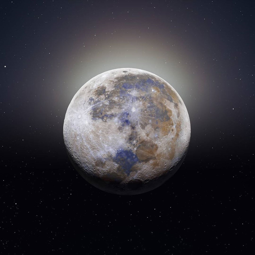 摄影师在他家后院抓拍到了国际空间站与太阳和月亮交错而过的照片插图6