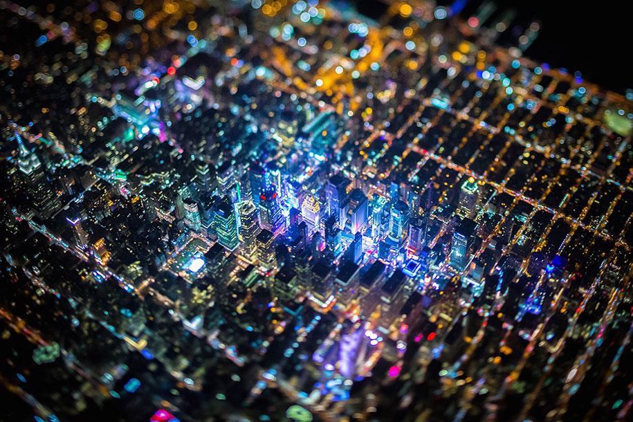 美丽的夜航摄影–纽约和拉斯维加斯缩略图