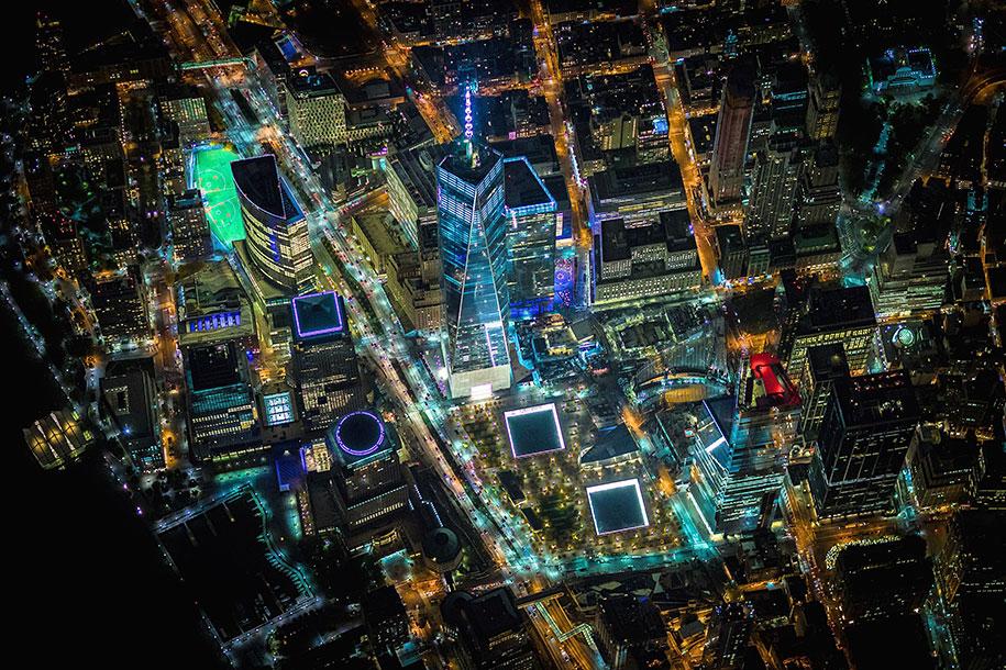 美丽的夜航摄影–纽约和拉斯维加斯插图5