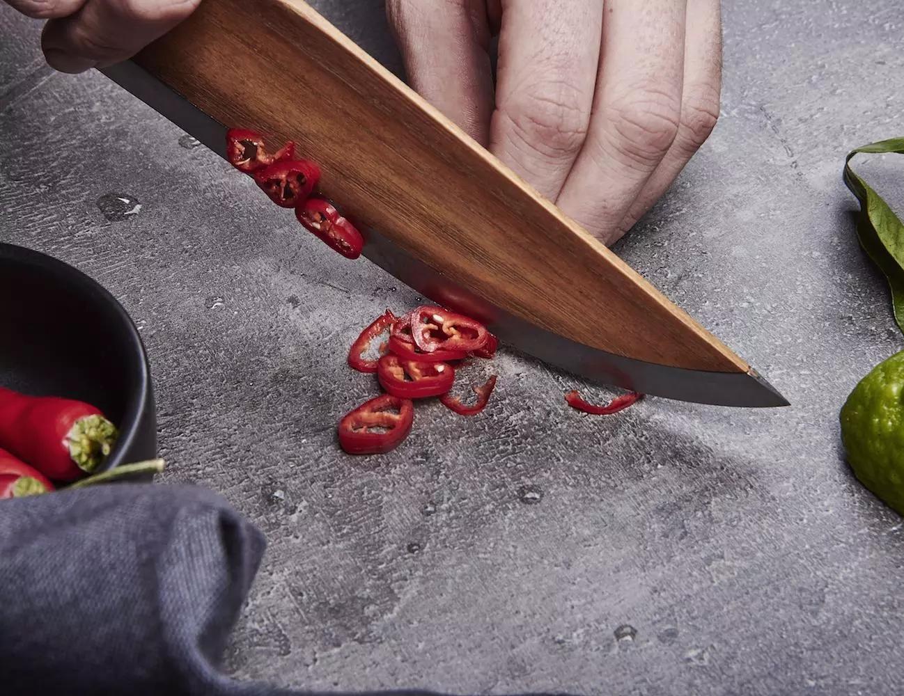 外貌超越功能的厨师刀插图8