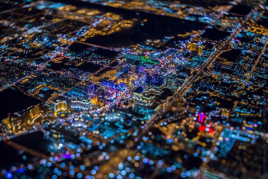 美丽的夜航摄影–纽约和拉斯维加斯插图19