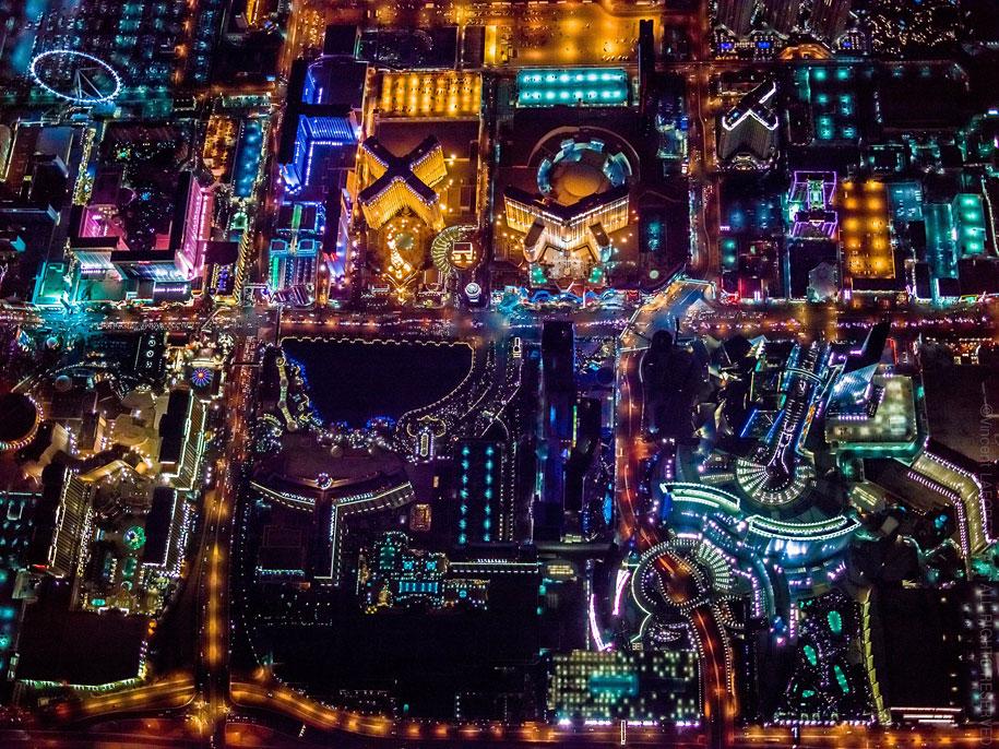美丽的夜航摄影–纽约和拉斯维加斯插图20